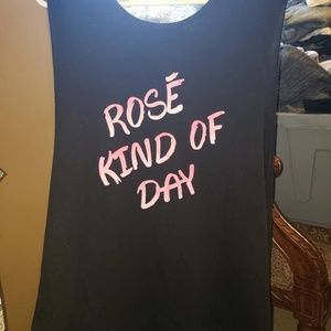 XXL/2Xg (20)  athletic Rose kind of day tank